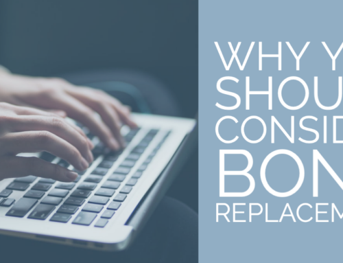 6 Reasons Why You Should Consider Bond Replacement