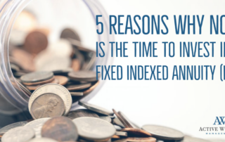 With future unemployment levels looking grim, now could be the perfect time to invest in a Fixed Indexed Annuity and protect your money from future volatility!